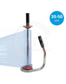 Foliedispenser FIXTOOLS® Chrome double bearings 30-50cm