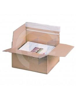 Pak-Fix verzenddoos  304 x 216 x 130 (-) 220mm (ruimA4)