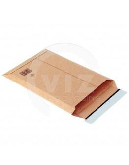 Brievenbusdoosje / Karton-envelop met plakstrip 150 x 250 x (-) 28mm