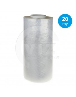 Mini-stretch film rolls 20µm /  250mm / 300m