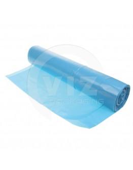 Afvalzakken blauw 70x110cm 70my - 200 stuks