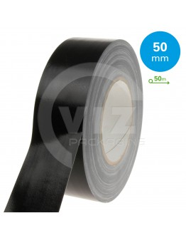 Duct tape Pro Gaffer Residue free Black 50mm/50m