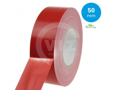 Duct tape Pro Gaffer Residue free Red 50mm/50m  Tape