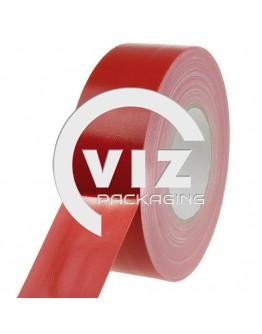 Duct tape Pro Gaffer Lijmrestvrij Rood 50mm/50m