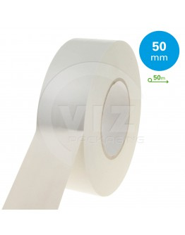 Duct tape Pro Gaffer Residue free White 50mm/50m