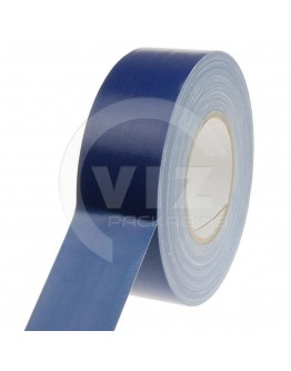 Duct tape Pro Gaffer Lijmrestvrij Blauw 50mm/50m