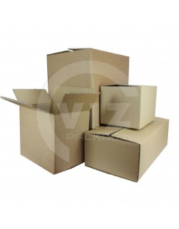 Cardboard Box Fefco-0201 SW 305x220x100mm (A4+)