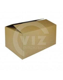 Cardboard Box Fefco-0201 SW 305x220x250mm (A4+)