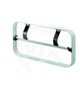 Roll dispenser H+R STANDARD frame 100cm for paper