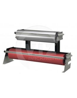 Roll dispenser attachment, H+R ZAC 40cm for paper+film