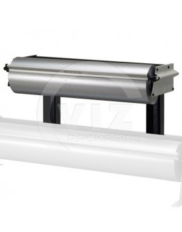 Roll dispenser attachment, H+R ZAC 100cm for paper+film