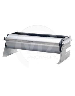 Roll dispenser 100cm H+R ZAC table/undertable for paper+film