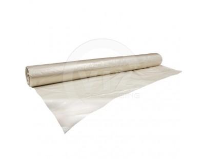 Afdekfolie T200 transparant 6x50m / 90 micron PE Folie & Krimpfolie