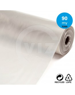 Plastic film roll 6x50m / 90µm