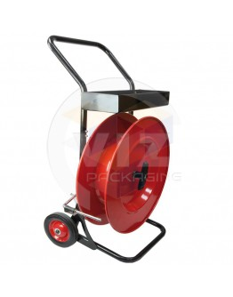 Strappingcart for PP- en PET-strap K406