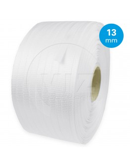 Polyester strap woven 13mm-1100m