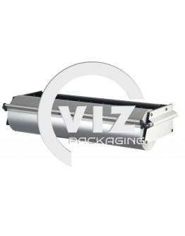 Rolhouder 75cm H+R ZAC Wandmodel Voor Papier + Folie
