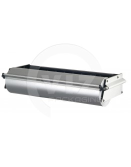 ZAC, wall dispenser, roll width 80 cm, serrated tear bar