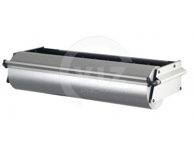 ZAC, wall dispenser, roll width 100 cm, serrated tear bar ZAC series Hüdig + Rocholz