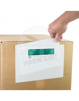 Packing list envelop BIO C5 228x165mm, 1000x