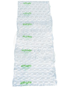 Bubble mats 7-tube ActivaAir 40x30cm, 450m, transparent