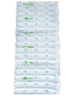 Bubble mats 4-tube ActivaAir 40x30cm, 450m, transparent