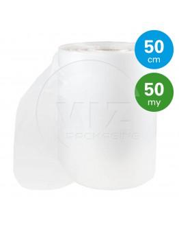 Tube film roll 50µ, 50cm x 540m