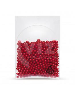 Flat poly bags LDPE, 10x20cm, 50my - 5000x