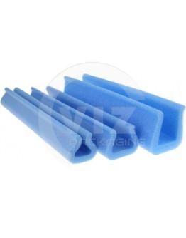 Foam profiles U-tulip 60-80mm/ 66mm/200cm (Box 40 pcs)