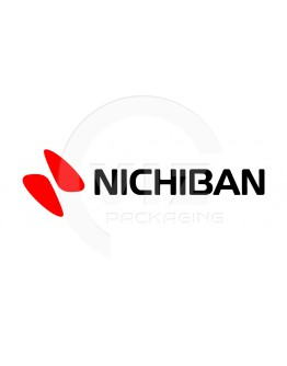Nichiban Gaffer tape 50mmx50mtr Black-1200