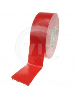 Nichiban Gaffer tape 50mmx50mtr red 1200