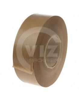 Papertape Gummed 48/200, 60grs bruin
