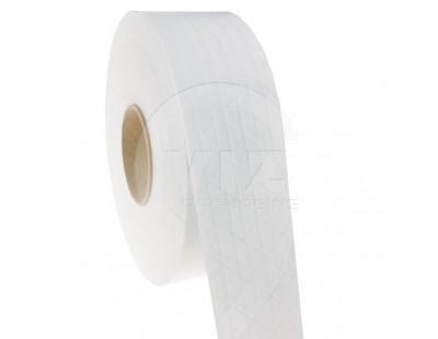 Papertape Gummed 70/150, WHITE, Cross-reinforced Tape