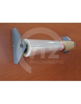 Dispenser for tubular film of Paper rolls