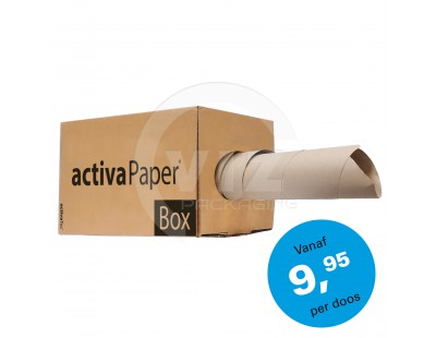 Void fill ActivaPaper Box Protective materials