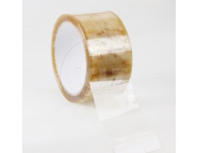 Biofix Cellulose PLA Tape Solvent 50mm/50m transparent, 40my Tape