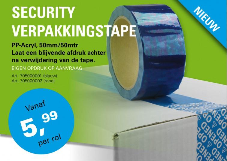 security tape