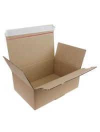 Auto-lock boxes