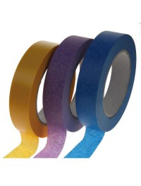 Maskingtape coloured