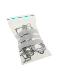 Gripseal bags with writing area
